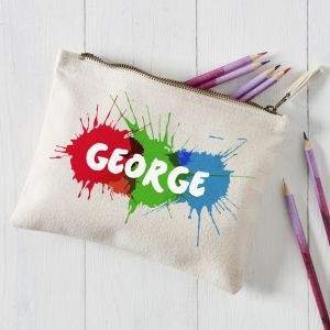Childrens Personalised Pencil Case