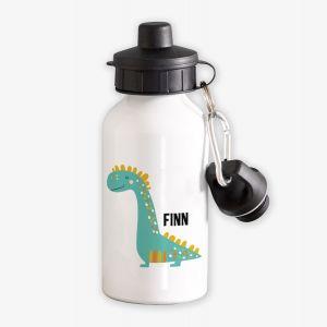 Baby Dinosaur Kids Personalised Water Bottle