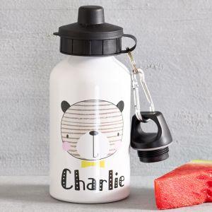 Personalised Bear Drink Bottle